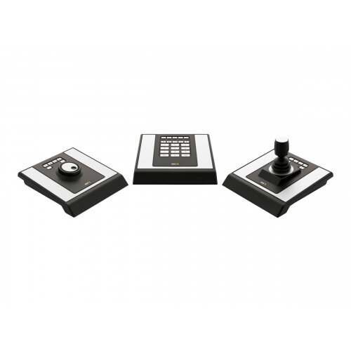 AXIS T8310 Video Surveillance Control Board - Keypad - backlit - USB