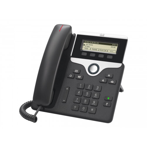 Cisco IP Phone 7811 - VoIP phone - SIP, SRTP