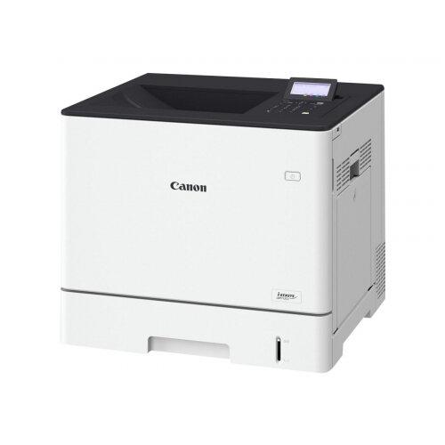 Canon i-SENSYS LBP712Cx - Printer - colour - Duplex - laser - A4/Legal - 9600 x 600 dpi - up to 38 ppm (mono) / up to 38 ppm (colour) - capacity: 650 sheets - USB 2.0, Gigabit LAN, USB host