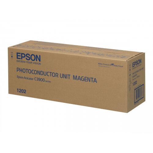 Epson - Magenta - photoconductor unit - for Epson AL-C300; AcuLaser C3900, CX37; WorkForce AL-C300