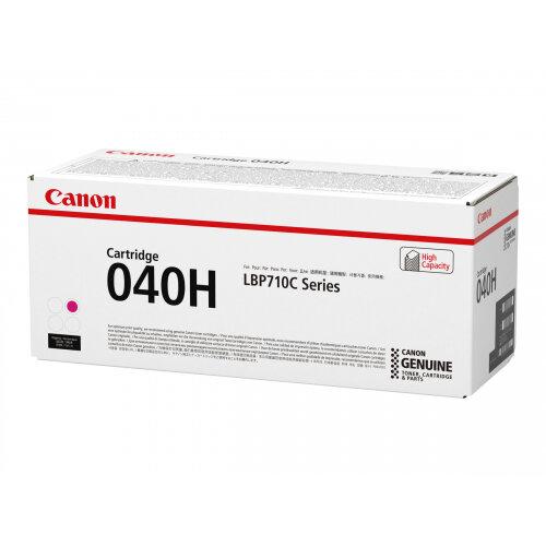 Canon 040 H - Magenta - original - toner cartridge - for imageCLASS LBP712Cdn; i-SENSYS LBP710Cx, LBP712Cx; Satera LBP712Ci
