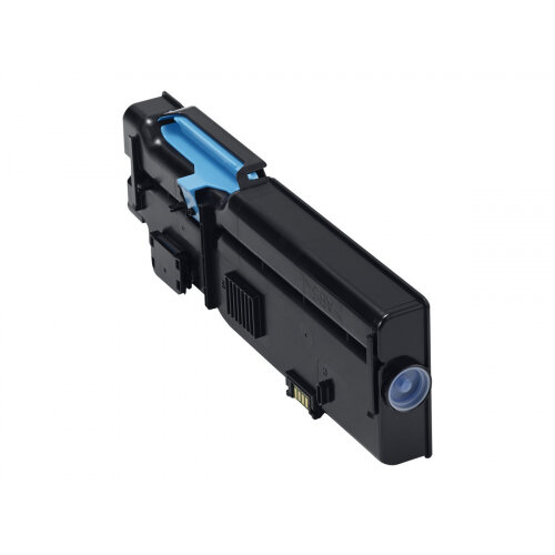 Dell - Cyan - original - toner cartridge - for Color Multifunction Printer C2665; Multifunction Color Laser Printer C2660, C2665