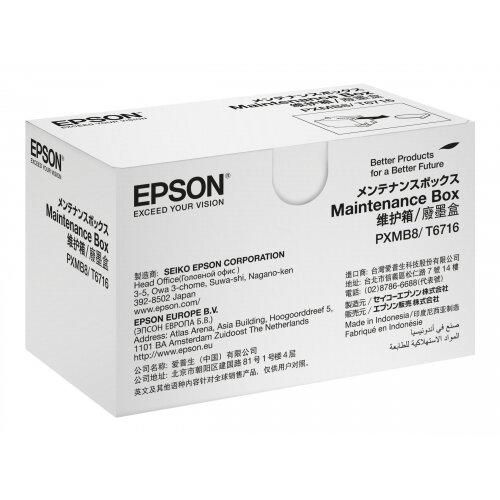 Epson - Ink maintenance box - for WorkForce Pro WF-C5210DW, WF-C5290DW, WF-C5710DWF, WF-C5790DWF, WF-M5799DWF