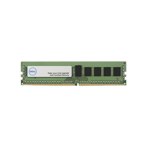 Dell - DDR4 - 32 GB - DIMM 288-pin - 2666 MHz / PC4-21300 - 1.2 V - registered - ECC - for EMC PowerEdge C6420, FC640, M640, R440, R540, R640, R740, R940, T440; Precision 7820, 7920