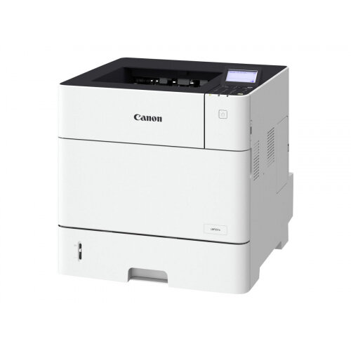 Canon i-SENSYS LBP351x - Printer - monochrome - Duplex - laser - A4/Legal - 1200 x 1200 dpi - up to 55 ppm - capacity: 600 sheets - USB 2.0, Gigabit LAN, USB host