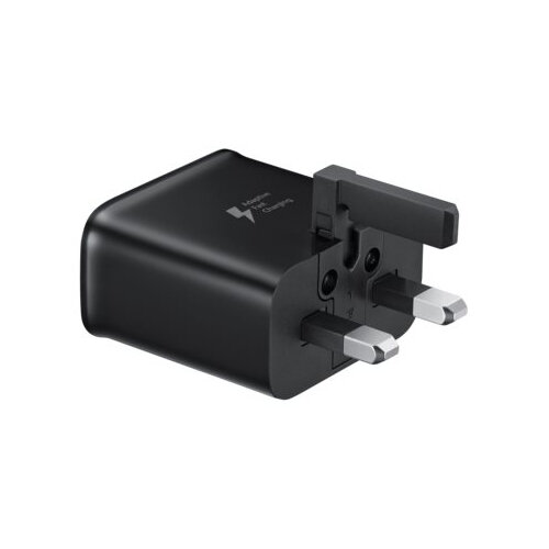 Samsung EP-TA20 - Power adapter - 2 A (USB) - on cable: USB-C - black