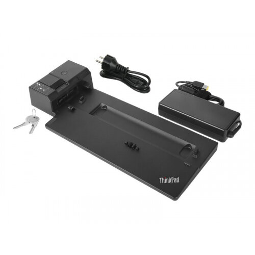Lenovo ThinkPad Ultra Docking Station - Docking station - 135 Watt - GB - for ThinkPad L480; P52s; T480; T480s 20L7, 20L8; X280 20KE, 20KF