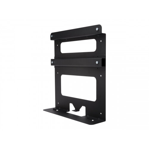 Kensington Wall-Mount Bracket for Universal Charge &Sync Cabinet - Mounting component (wall bracket) - steel - wall-mountable