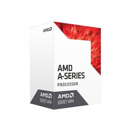 AMD A6 9500E - 3 GHz - 2 cores - 1 MB cache - Socket AM4 - Box