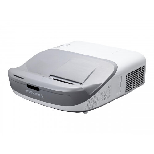 ViewSonic PS700W - DLP Multimedia Projector - 3D - 3300 ANSI lumens - WXGA (1280 x 800) - ultra short-throw lens