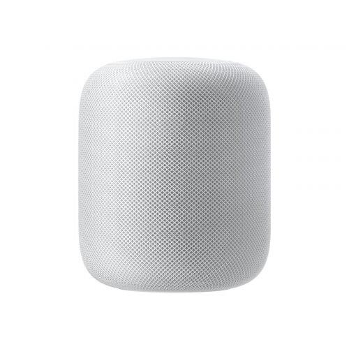Apple HomePod - Smart speaker - Wi-Fi, Bluetooth - 2-way - white - for iPad/iPhone/iPod