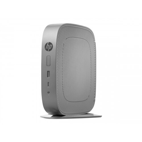 HP t530 - Thin client - Tower Desktop PC - 1 x GX-215JJ 1.5 GHz - RAM 4 GB - flash 8 GB - MLC - Radeon R2E - GigE - HP Smart Zero Technology - monitor: none