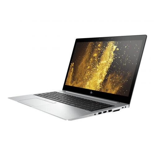 """HP EliteBook 850 G5  Laptop - Core i7 8550U / 1.8 GHz - Win 10 Pro 64-bit - 8 GB RAM - 512 GB SSD NVMe, TLC - 15.6"""" IPS 3840 x 2160 (Ultra HD 4K) - UHD Graphics 620 - Wi-Fi, Bluetooth - kbd: UK"""