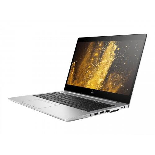 "HP EliteBook 840 G5  Laptop - Core i7 8550U / 1.8 GHz - Win 10 Pro 64-bit - 16 GB RAM - 512 GB SSD NVMe, TLC - 14"" IPS 1920 x 1080 (Full HD) - UHD Graphics 620 - Wi-Fi, Bluetooth - kbd: UK - Up to 14 Hours Battery Life"