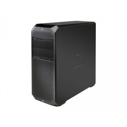 HP Workstation Z6 G4 - Mini Tower Desktop PC - 4U - 1 x Xeon Silver 4108 / 1.8 GHz - RAM 32 GB - HDD 1 TB - no graphics - GigE - Win 10 Pro - vPro - monitor: none