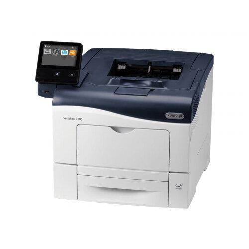 Xerox VersaLink C400N - Printer - colour - laser - A4/Legal - 600 x 600 dpi - up to 36 ppm (mono) / up to 36 ppm (colour) - capacity: 700 sheets - Gigabit LAN, NFC, USB 3.0