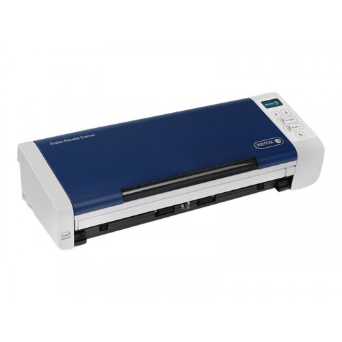 Xerox Duplex Portable Scanner - Document scanner - Duplex - 216 x 2997 mm - 600 dpi - up to 20 ppm (mono) / up to 20 ppm (colour) - up to 1000 scans per day - USB 2.0