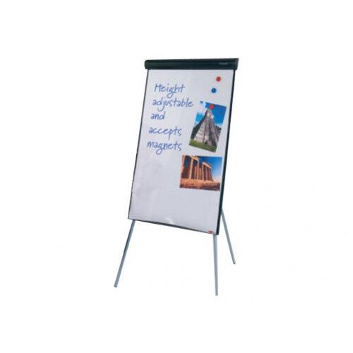 Metroplan Hawk - Easel - floor-standing - 1000 x 700 mm - for A1 - magnetic - black frame