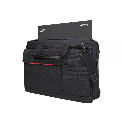 "Lenovo ThinkPad Professional Slim Topload Case - Notebook carrying case - 15.6"" - black - for ThinkPad E560p 20G5; P52; X1 Tablet 20KJ, 20KK; ThinkPad Yoga 260 20GT"