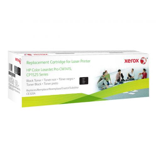 Xerox HP Colour LaserJet CM1525 - Black - toner cartridge (alternative for: HP 128A) - for HP Color LaserJet Pro CP1525n, CP1525nw; LaserJet Pro CM1415fn, CM1415fnw