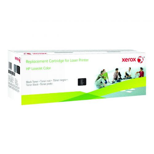 Xerox - Black - toner cartridge (alternative for: HP 410A) - for HP Color LaserJet Pro M452, MFP M377, MFP M477
