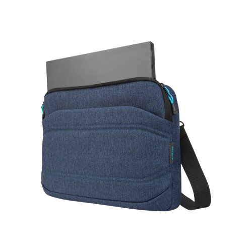 Targus Groove X2 Slimcase - Notebook carrying case - 15&uot; - navy