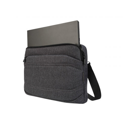 Targus Groove X2 Slimcase - Notebook carrying case - 15&uot; - charcoal