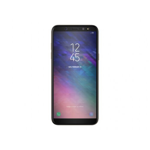 OtterBox Alpha Glass - Screen protector - clear - for Samsung Galaxy A6