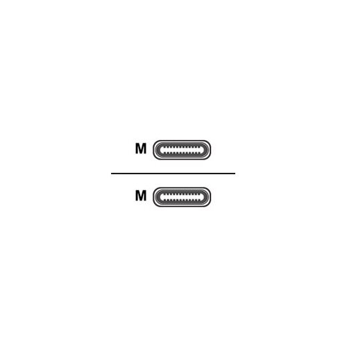 OtterBox - USB cable - USB-C (M) to USB-C (M) - 3 m