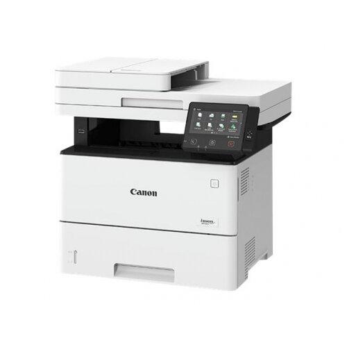 Canon i-SENSYS MF525x - Multifunction printer - B/W - laser - A4 (210 x 297 mm), Legal (216 x 356 mm) (original) - A4/Legal (media) - up to 43 ppm (copying) - up to 43 ppm (printing) - 650 sheets - 33.6 Kbps - USB 2.0, Gigabit LAN, Wi-Fi(n), NFC