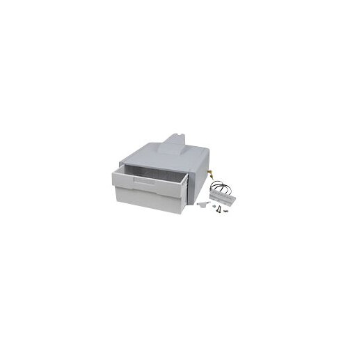 Ergotron StyleView SV44 Series Primary Single Tall - Mounting component (drawer module) - lockable - medical - grey, white - cart mountable