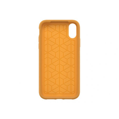 OtterBox Symmetry Series Apple iPhone XR - Back cover for mobile phone - polycarbonate, synthetic rubber - aspen gleam - for Apple iPhone XR