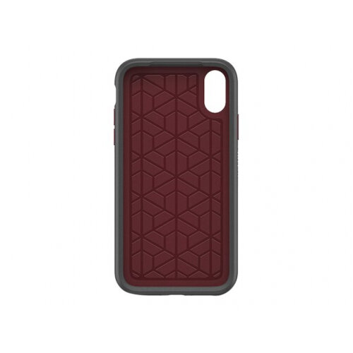 OtterBox Symmetry Series Apple iPhone XR - Back cover for mobile phone - polycarbonate, synthetic rubber - fine port - for Apple iPhone XR