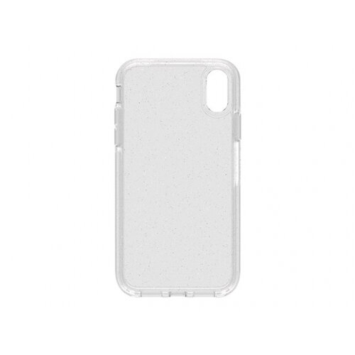 OtterBox Symmetry Series Clear - Back cover for mobile phone - polycarbonate, synthetic rubber - stardust - for Apple iPhone XR