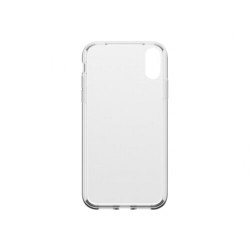 OtterBox Clearly Protected Skin - Back cover for mobile phone - thermoplastic polyurethane (TPU) - clear - for Apple iPhone XR