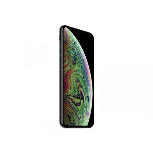 Apple iPhone XS Max - Smartphone - dual-SIM - 4G Gigabit Class LTE - 256 GB - GSM - 6.5&uot; - 2688 x 1242 pixels (458 ppi) - Super Retina HD - 2x rear cameras (2x front cameras) - space grey