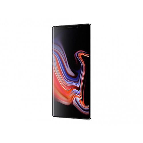Samsung Galaxy Note9 - Smartphone - 4G LTE - 512 GB - microSDHC slot, - microSDXC slot - TD-SCDMA / UMTS / GSM - 6.4&uot; - 2960 x 1440 pixels (516 ppi) - Super AMOLED - RAM 8 GB (8 MP front camera) - 2x rear cameras - Android - midnight black