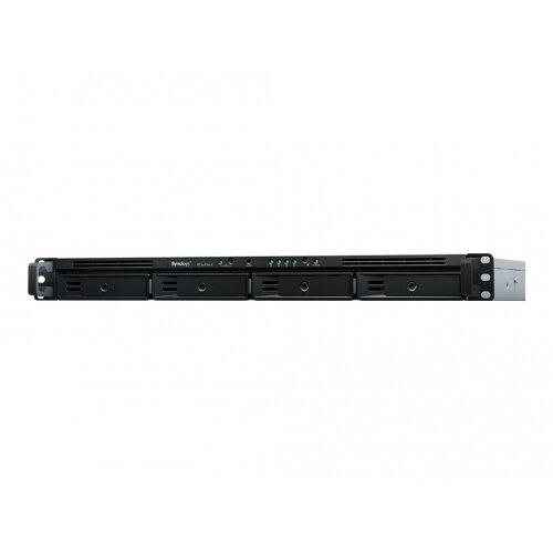 Synology RackStation RS1619xs+ - NAS server - 4 bays - rack-mountable - SATA 6Gb/s - RAID 0, 1, 5, 6, 10, JBOD, RAID F1 - RAM 8 GB - Gigabit Ethernet - iSCSI - 1U