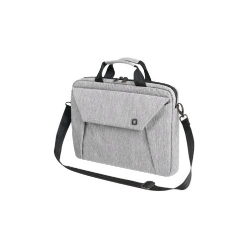 DICOTA Slim Case EDGE - Notebook carrying case - 13.3&uot; - light grey