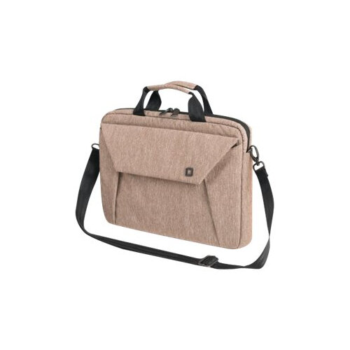 DICOTA Slim Case EDGE - Notebook carrying case - 13.3&uot; - sandstone