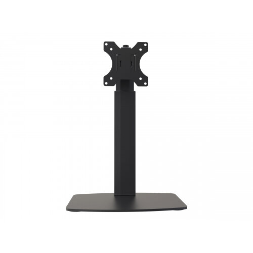 Vision VFM-DSG - Stand for LCD display - aluminium, steel - black - screen size: 17&uot;-32&uot; - desktop
