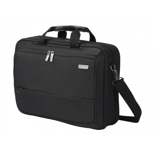DICOTA Top Traveller ECO Dual SELECT - Notebook carrying case - 14&uot; - 15.6&uot; - black