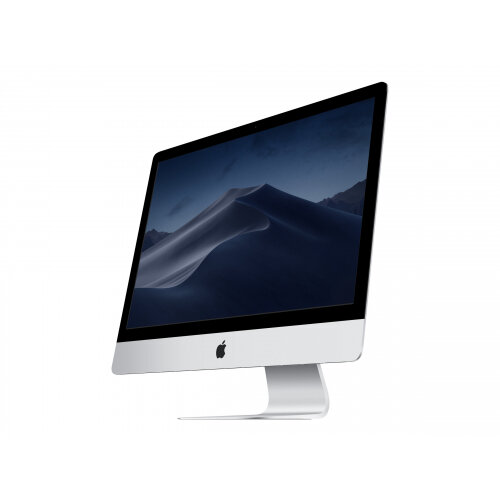 Apple iMac with Retina 5K display - All-in-one - 1 x Core i5 3.7 GHz - RAM 8 GB - Hybrid Drive 2 TB - Radeon Pro 580X - GigE - WLAN: 802.11a/b/g/n/ac, Bluetooth 4.2 - Apple macOS Mojave 10.14 - monitor: LED 27&uot; 5120 x 2880 (5K) - keyboard: English