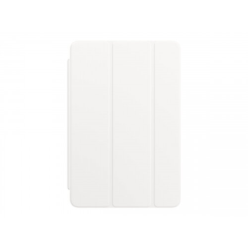 Apple Smart - Screen cover for tablet - polyurethane - white - for iPad mini 4; 5