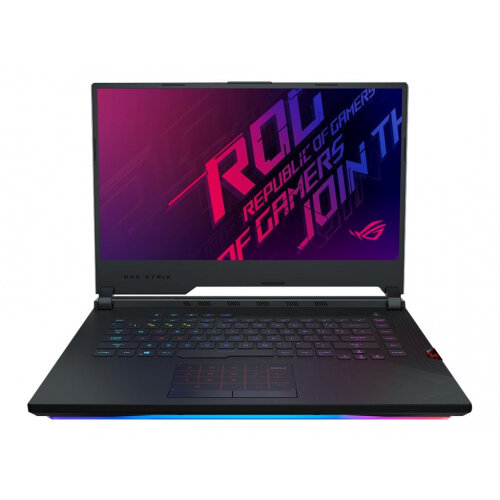 ASUS ROG Strix Hero III G531GV ES037T - Core i7 9750H / 2.6 GHz - Windows 10 Home - 16 GB RAM - 512 GB SSD NVMe + 1 TB Hybrid Drive - 15.6&uot; 1920 x 1080 (Full HD) - GF RTX 2060 - 802.11ac, Bluetooth - black