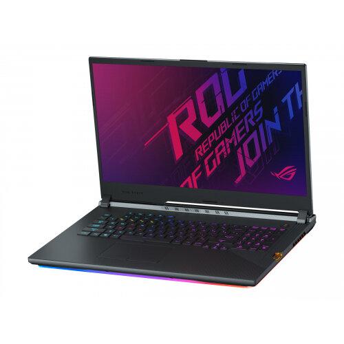 ASUS ROG Strix SCAR III G731GV EV025T - Core i7 9750H / 2.6 GHz - Win 10 Home 64-bit - 16 GB RAM - 512 GB SSD NVMe + 1 TB Hybrid Drive - 17.3&uot; 1920 x 1080 (Full HD) - GF RTX 2060 / UHD Graphics 630 - 802.11ac, Bluetooth - black