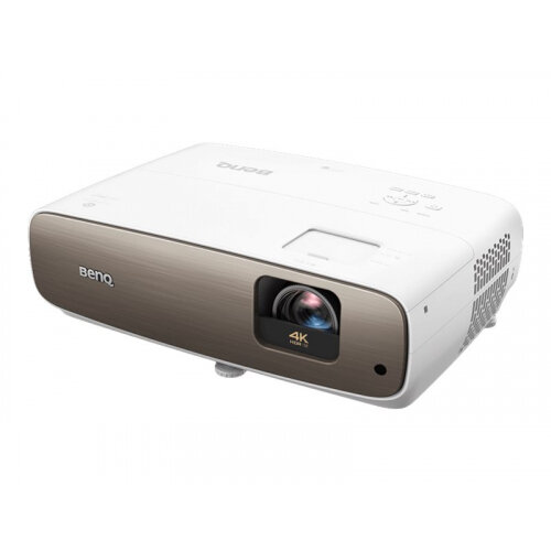 BenQ CinePrime W2700 - DLP projector - 3D - 2000 ANSI lumens - 3840 x 2160 - 16:9 - 4K