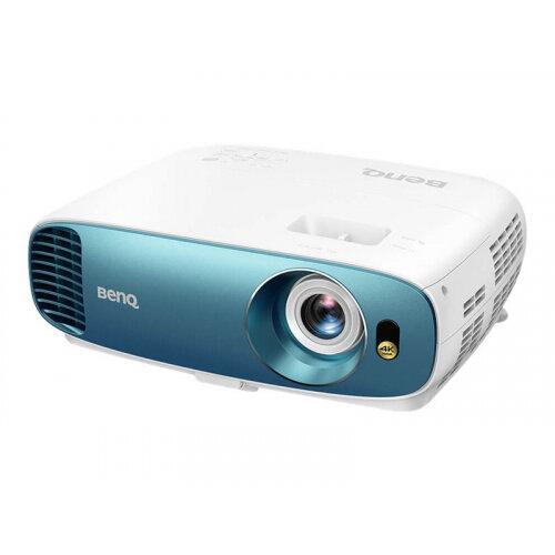 BenQ TK800M - DLP projector - 3D - 3000 ANSI lumens - 3840 x 2160 - 16:9 - 4K - zoom lens