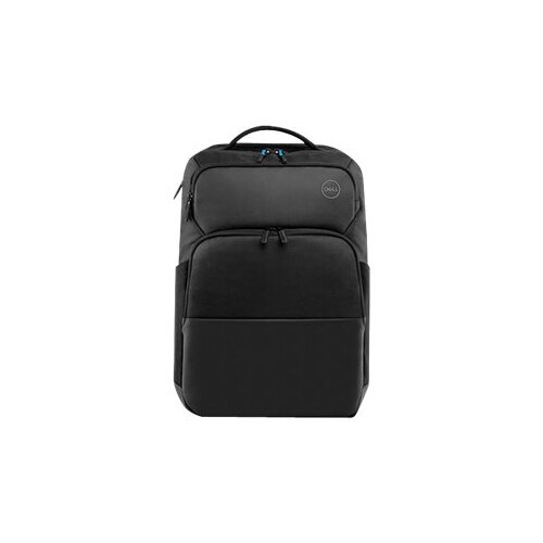 Dell Pro Backpack 17 - Notebook carrying backpack - 17&uot; - black with HD Screen print logo