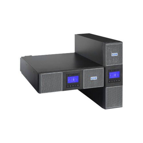 Eaton 9PX 9PX5KIRTN - UPS (rack-mountable / external) - AC 200/208/220/230/240 V - 4500 Watt - 5000 VA - Ethernet 10/100, RS-232, USB - PFC - 3U - 19&uot;